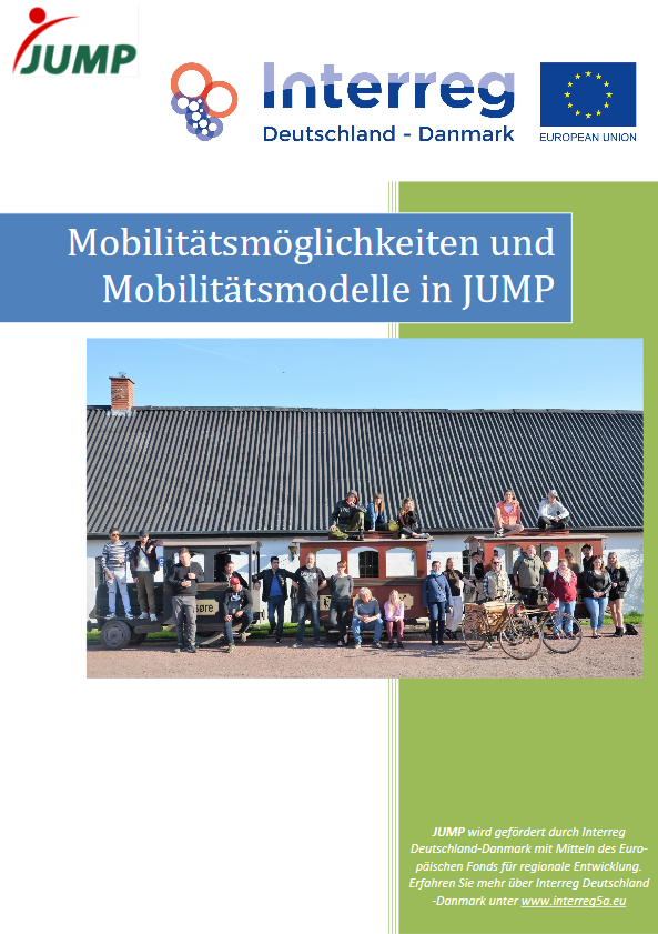 Cover Broschüre Mobilitätsmodelle