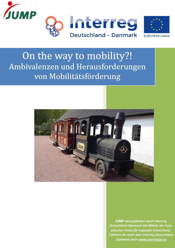 Cover des JUMP-Impules Mobilitätsförderung